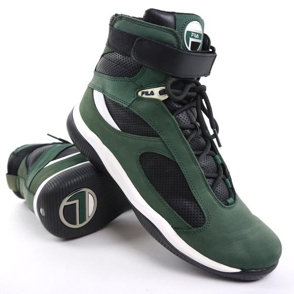 Fila Helmsman Hi High Top Sneakers